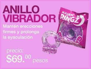 Anillo Vibrador Pleasure Ringz