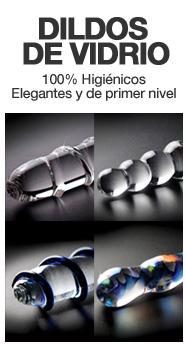 Dildos de Vidrio 100% higienicos