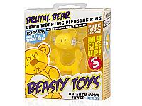 Brutal Bear Anillo Vibrador