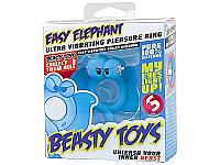 Easy Elephant Anillo Vibrador